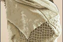 lady in shawl