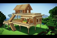 Minecraft House Tutorials