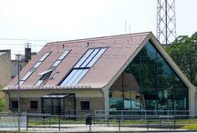 Grosses Dachschiebefenster in Potsdam