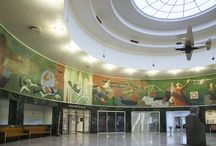 Works Progress Administration (WPA) / Celebration of the art/murals created during The Great Depression