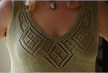 Alena / Ruční pletení a háčkování