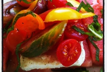 Veggies & Salads / by Jessica Gutierrez