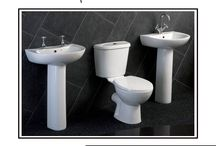 Multi-style Toilets / This sleek classy design is designed to make your bathroom look it's finest.