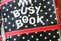busy books / by Debbi Montgomery