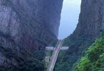 Old Asian road