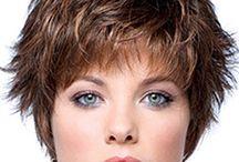 Hairstyles / Cute short hairstyles