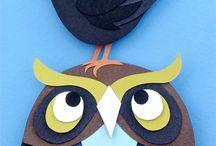 πουλιά-κουκουβάγια