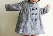 vintage style toddler coats