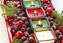 Christmas Decor / Beautiful and easy ideas for making a festive home for the holidays.