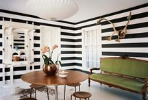 Striped Spaces