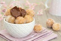 dolci con nutella