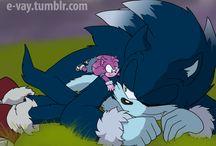 Sonic le Loup Garou