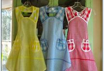 Aprons Past and Present / by Karen Kelty