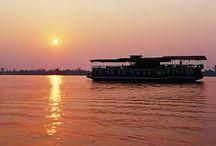 Vat Phou Cruise, Champasak