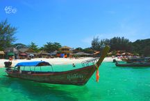 Koh Lipe, Thailand / For trip itinerary, budget, and tips, read more at   http://www.thetravelling3o.com/2015/02/guide-to-koh-lipe-for-only-rm500.html