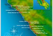 Hiking & Biking in Monterey, CA
