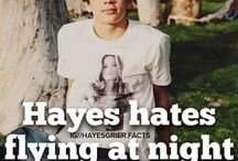 Facts about Hayes