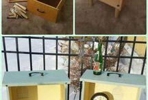 Transforming furniture
