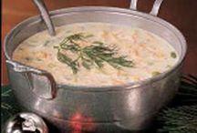 Soup: Fish/Seafood