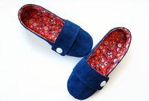 Costura - sapatos