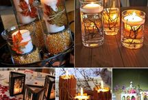Home Decorating / Home Decorating, Table Arrangements, Flower Arrangements, Candles, Decorations