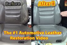 Automotive Leather Restoration