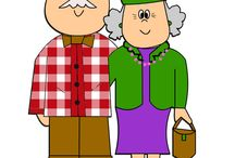 Babka, dedko