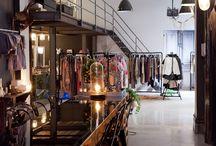 Concept store / Интерьеры, интересные пространства магазинов