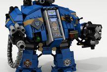 LEGO WH40K