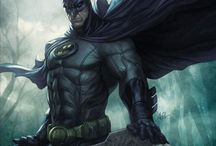 All Things BATMAN / by Clayton Murwin