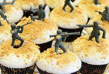 Divan cupcakes