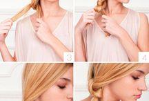 Hair and Beauty / by Tarah McElyea