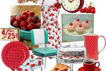 Red & Turquoise Obsession / Is there a better color combination? I think not.
