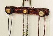 Wood Hanger crafts