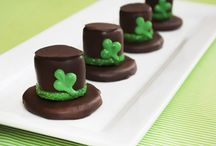St. Patrick's Day Celebrations / Looking for a sweet treat to celebrate St. Patrick's Day? Check out these delicious sweets to share with your family and friends!