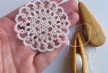 Crochet et dentelle