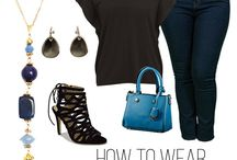 The perfect Denim Look / Learn how to create the perfect Denim look for day and night time!