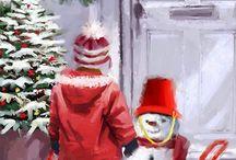 Art- Christmas