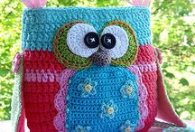 Crochet ~ Bags, Clutches & Wallets / by Eve Slacum-Myers