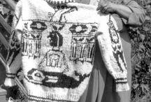 Cowachin sweaters & others / Knitting