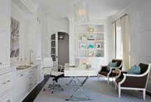 How to Style: Home Office / http://sothebysrealty.ca/blog/en/2014/03/19/how-to-style-home-office/
