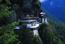 Bhutan / Interesting places to visit in Bhutan.