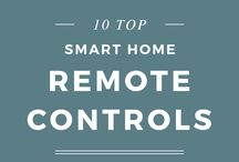 For the Smart Home / All things connected and automated. smart home, internet of things, iot, wearables, smart living, home automation, interiors, gadgets, technology, lifestyle, cool stuff