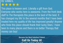 5 Star Reviews / Check out and see what are patients are saying about us.