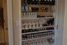 Craft Rooms/Organisation