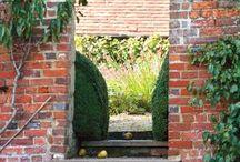 Jardin & briques