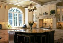 Future Home -- Kitchen / by Erika Morris