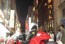 Motorcycle / by Ryunosuke