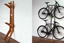 Organizador bicicleta