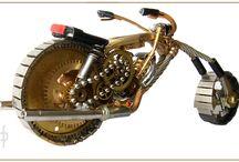 Watch Motorcycle Chopper / Watch Motorcycle Chopper  Price 280 zł folaron@konto.pl